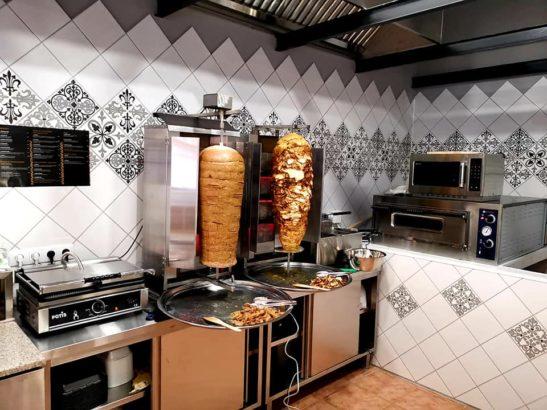 Laziza Oriental Food Czyli Nowy Syryjski Streetfood Na