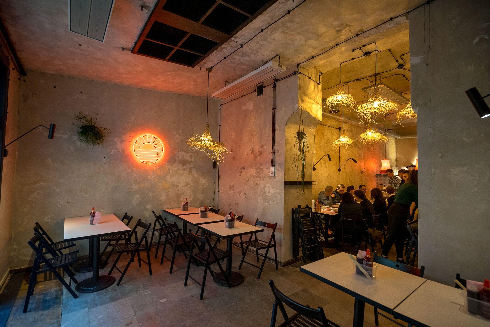 Wschod Bar Czyli Azjatycki Street Food Na Kazimierzu Krakow Foodie