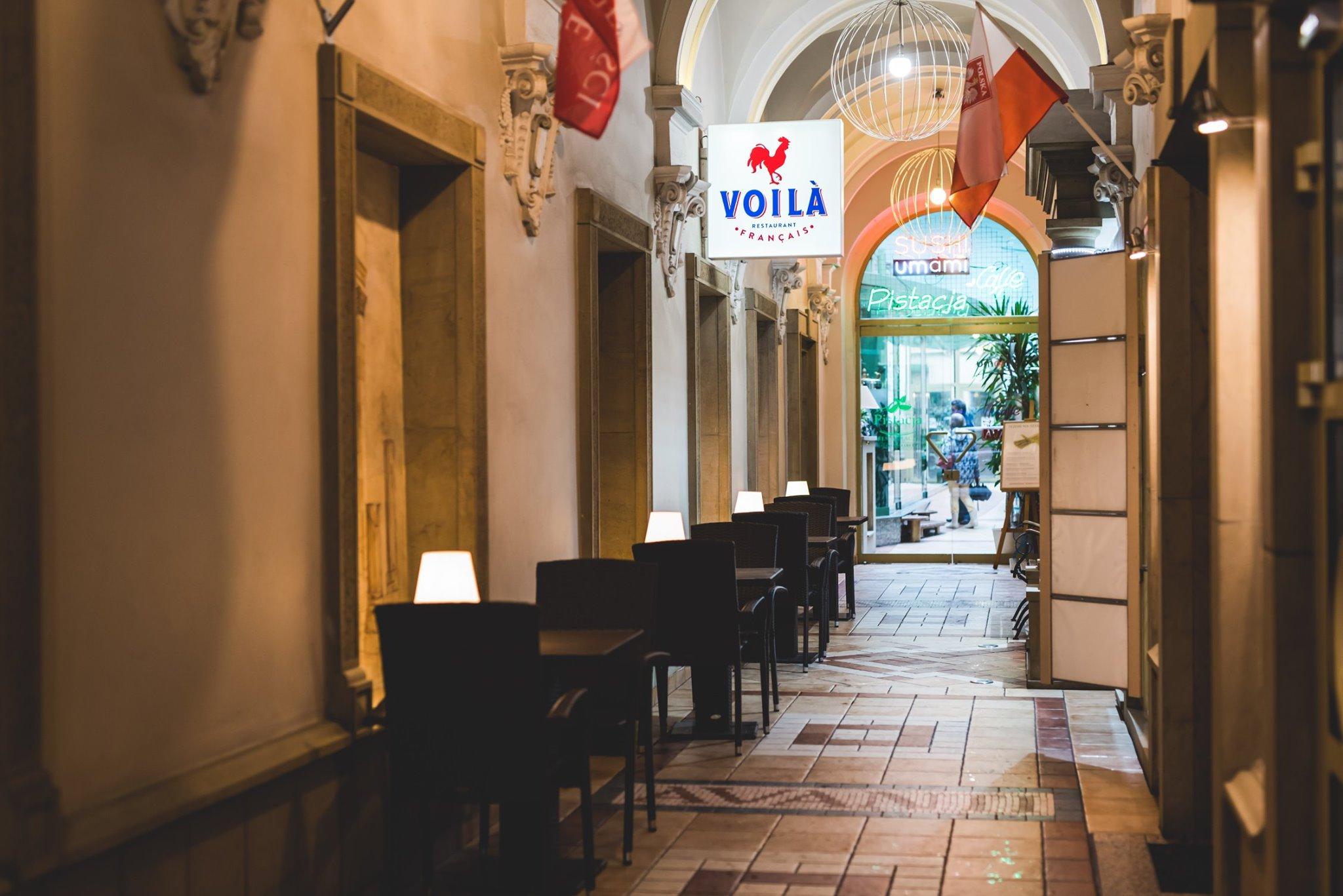Voila Nowa Francuska Restauracja W Krakowie Krakow Foodie