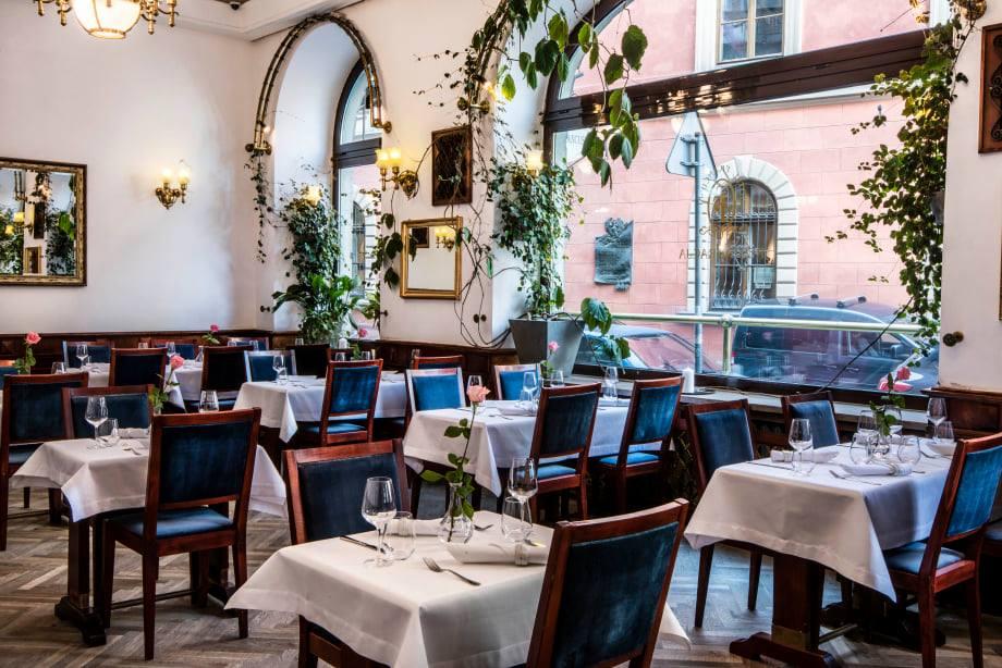Brasserie Olympique Restauracja W Hotelu Francuskim Krakow Foodie